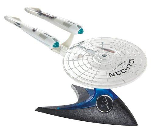 Hot Wheels Star Trek Battle Damaged U.S.S. angewiesen ncc-1864–Modell # P8520 (Star Trek-battle Damaged)