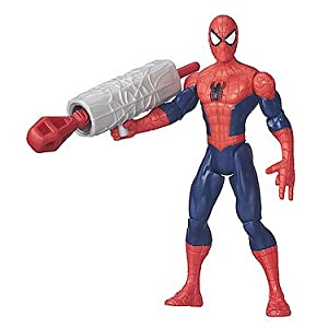 Marvel – Ultimate Spider-Man vs. Sinister 6 – Spider Man – Figura 15 cm + accesorio 10