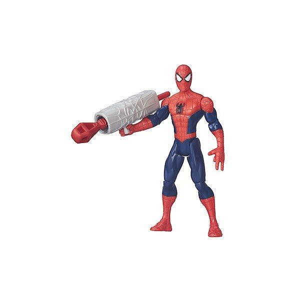 Marvel – Ultimate Spider-Man vs. Sinister 6 – Spider Man – Figura 15 cm + accesorio 1