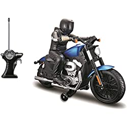 Maisto Harley-Davidson RC Remote controlled motorcycle - juguetes de control remoto (2 x AA, 31 cm)