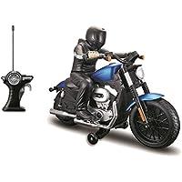 Maisto Harley-Davidson RC Remote Controlled Motorcycle - Juguetes de Control Remoto (2 x