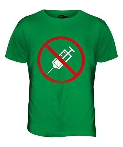 CandyMix Trypanophobie Herren T Shirt Grün