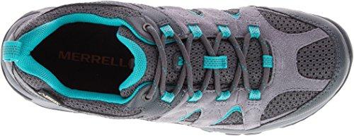 Merrell Outmost Vent GTX - Chaussures - gris/bleu 2017 Frost Grey