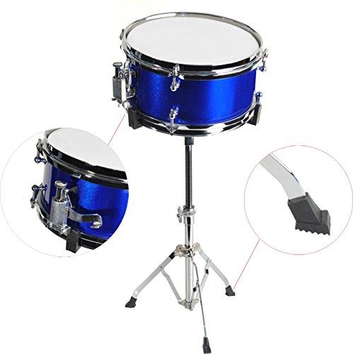 Steinbach Snare Drum 10x6 Zoll für Kinderschlagzeug blau inkl. Ständer
