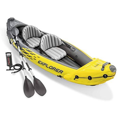 Festnight- Aufblasbares Kayak | Aufblasbare Kajak | Sch… | 00791293329625