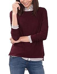 ESPRIT Damen Pullover Leicht