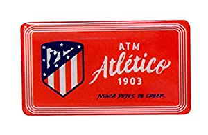 Atlético de Madrid- Imán Escudo, Multicolor (CYP IM-19-ATL)