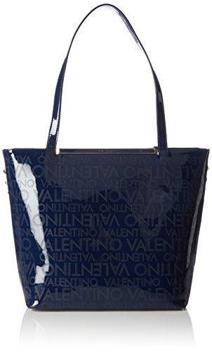 Valentino SELENE SUM VBS0Y003 Damen Schultertaschen 35x32x15 cm (B x H x T) Blau (Blu)