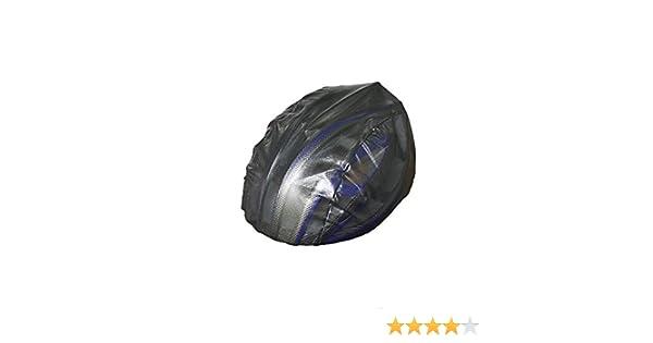 FeiliandaJJ Unisex Windproof Dustproof Waterproof Bicycle Bike Helmet Cover for Outdoor Sport Wear Black Pink