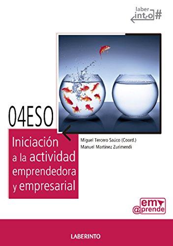Iniciación a la actividad emprendedora y empresarial - 9788484838463