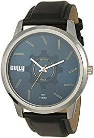 Gully by Timex Race Analog Blue Dial Men's Watch-TWGYG