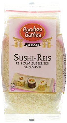 Bamboo Garden Sushi-Reis, 2er Pack (2 x 500 g)