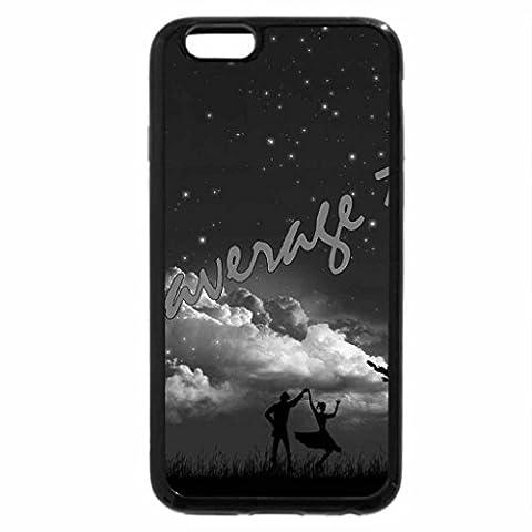 iPhone 3S, Iphone 6étui (Noir et Blanc)–Arbre haut Traveler