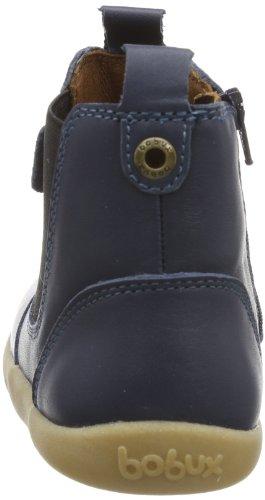 Bobux  460639, Bottes Chelsea courtes, doublure froide mixte enfant Bleu - Bleu marine