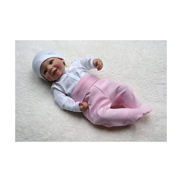 TupTam Pantalón con Pies de Bebé Paquete de 5 pies 5