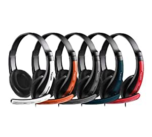 Zebronics Headphones & Mic Headphones Colt (color may vary)