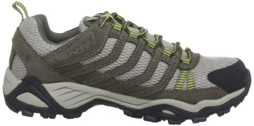 Columbia  Helvatia Waterproof, Chaussures de randonnée femme - Marron Gris (048 Coal Mirage)