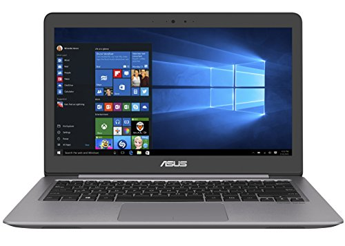 "Asus ZenBook UX310UQ-FC368R Ultrabook, Display da 13.3"", Processore i5-7200U, 2.5 GHz, SSD da 512 GB, 8 GB di RAM, nVidia GeForce Gt940MX [Layout Italiano]"