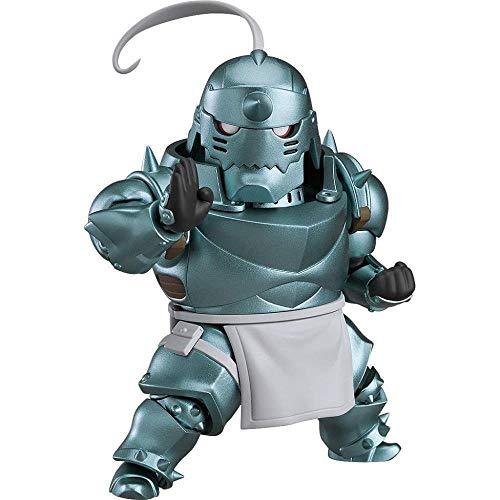 Alphonse Cosplay Elric Kostüm - MA SOSER Spielzeuge Alphonse Elric Nendoroid Action Figure