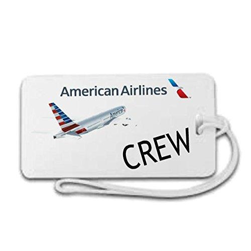 airline-aeroplano-a-forma-di-etichette-per-bagagli-american-crew-airlines-tipo-6