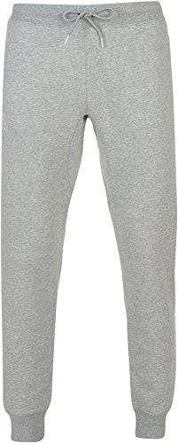 Canterbury, pantaloni da uomo Stadium affusolati con orlo aperto, blu Peacoat, taglia 4XL grigio - Marl classico