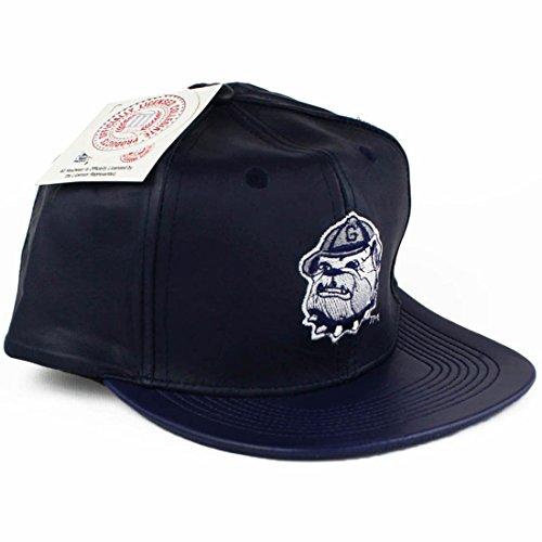 Georgetown Hoyas Vintage Logo 7 Snapback Hat Original Caps Basecap Mütze Kappe