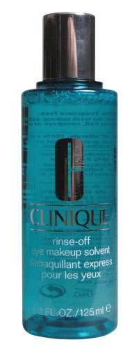 CLINIQUE RINSE OFF eye make-up solvent 125 ml