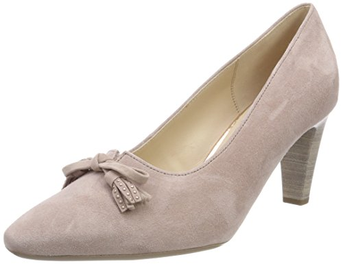 Gabor Shoes Damen Basic Pumps, Mehrfarbig (Antikrosa), 40.5 EU
