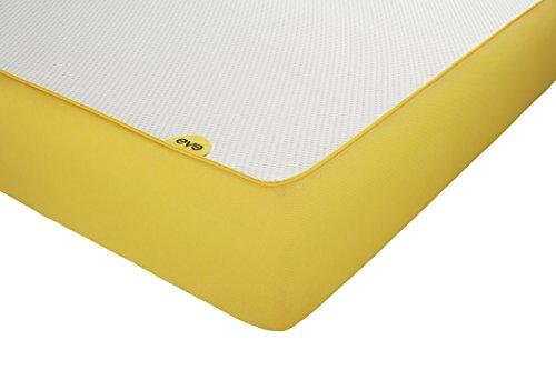 Eve Sleep Premium-Viscoschaummatratze, Polyester, 200x90x25 cm, weiß