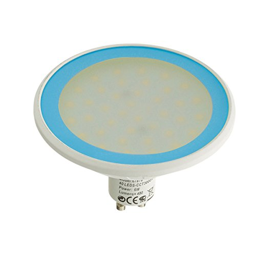 Easy Connect - 66871 - Ampoule LED bleue GU10 8W MR30