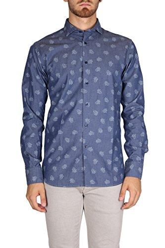 jey-coleman-camicie-maniche-lunghe-uomo-s100s-made-in-italy-microfantasia-blu-40