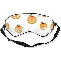 Halloween Party Kürbis Eye Shade Patch Schlafmaske Abdeckung preisvergleich bei billige-tabletten.eu