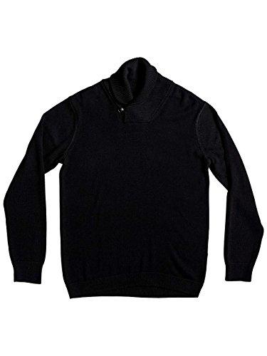 Herren Sweater Quiksilver Warm Winds Sweater black warm winds