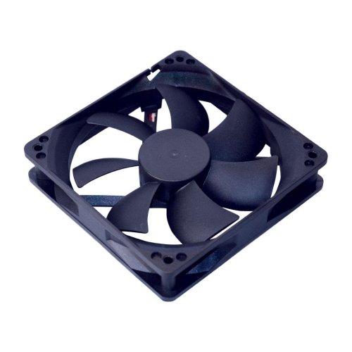 Price comparison product image Akasa AK-174BK-B 120x25mm case fan Black