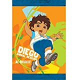 Party Loot Gift Lootbag s Licensed Go Diego Go (Pack of 8) for Party Favour Favor