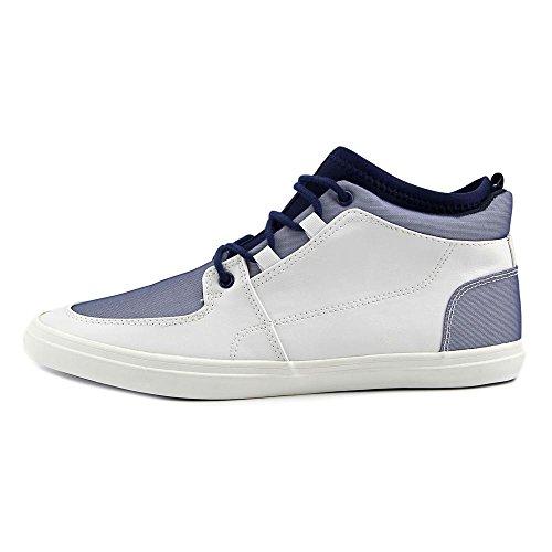 Aldo Lelasa Cuir Baskets white