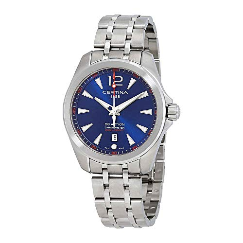 Certina DS Action Diver Herren-Armbanduhr 41mm Batterie C032.851.11.047.00