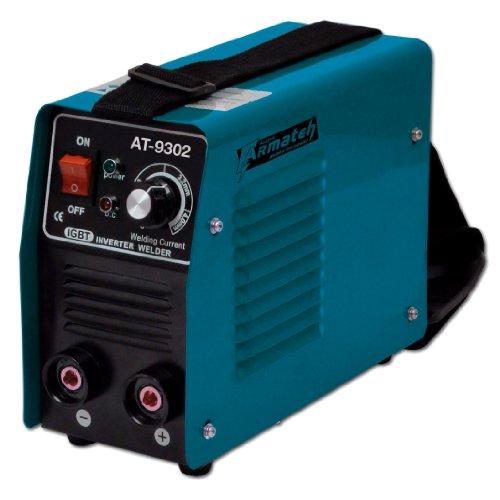 Kompakt Elektrodenschweißgerät 200A – 4,5mm / Inverter Schweißgerät MMA, ARC / Einschaltdauer 100 % bei 155A - 2