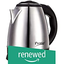 (Renewed) Prestige PKOSS 1.8-Litre 1500W Electric Kettle (Can't be Used to Boil Milk)