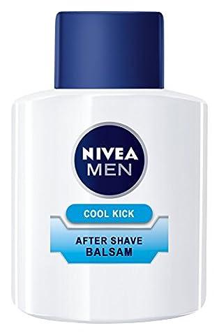 NIVEA Men, After Shave Balsam für Männer, 1 x 100 ml Flasche, Cool Kick