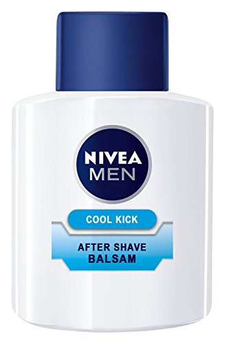 Nivea Men Cool Kick After Shave Balsam, 1er Pack (1 x 100 ml)