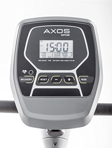 Kettler Heimtrainer Fahrrad AXOS Cycle M – Farbe: Grau – das ideale Hometrainer Fahrrad – Artikelnummer: 07627-900 - 2