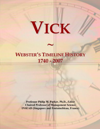 vick-websters-timeline-history-1740-2007