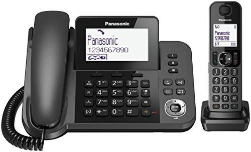 Panasonic KX-TF310 - Teléfono Fijo Inalámbrico Supletorio