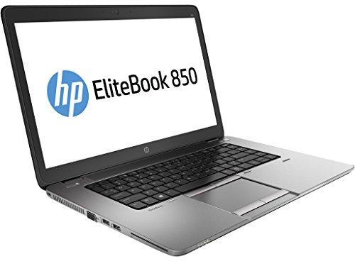 """HP ELITEBOOK 850 G2 CORE I 5 2,9 GHZ 8GB DI RAM SSD 500GB 15,6"""" FULL-HD (Ricondizionato)"""
