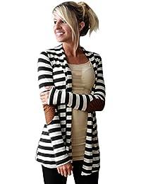 Suchergebnis auf für: gestreifte jacke: Bekleidung