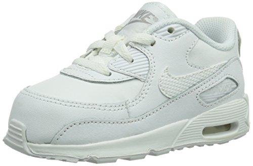 Nike Baby Air Max 90 TD, Sneakers Basses Mixte Enfant