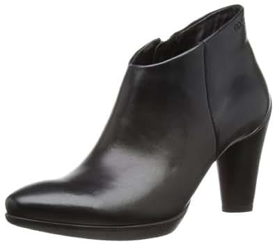 Ecco Sculptured 75 Black Dress 242643, Damen Stiefel, Schwarz (BLACK), EU 39