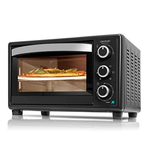 Cecotec Bake&Toast 610 4Pizza Horno convección sobremesa
