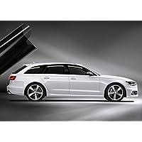 3D-vorgewölbt Heckfolie Tönungsfolie passgenau Audi A3 8L 3-Türer 09//96-04//03
